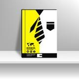 Fond de design d'entreprise Images libres de droits