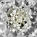 Fond de diamant Image libre de droits