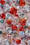 Fond de diamant Photo libre de droits