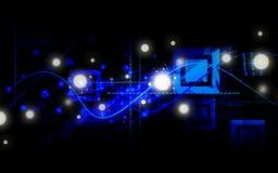 Fond de Digitals Photographie stock