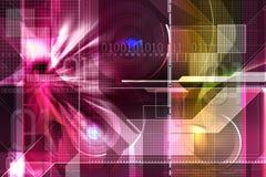 Fond de Digitals Images stock