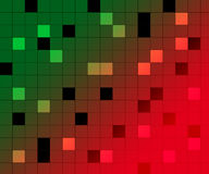 Fond de disco, éclat Image stock