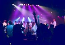 Fond de disco Photo stock