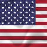 Fond de drapeau de l'Amérique Vecteur illustration libre de droits