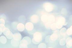 Fond de fête abstrait de scintillement Feas de Noël et de nouvelle année Image libre de droits