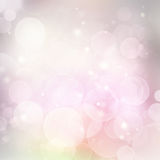 Fond de fête de Lylac avec la lumière Photos libres de droits