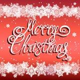 Fond de fête de Joyeux Noël illustration stock
