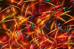 Fond de fête multicolore Images libres de droits