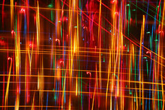 Fond de fête multicolore Photographie stock libre de droits