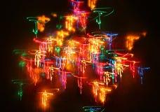 Fond de fête multicolore Image stock