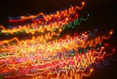 Fond de fête multicolore Photos libres de droits