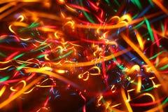 Fond de fête multicolore Photo libre de droits