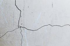Fond de fente de murs Image libre de droits
