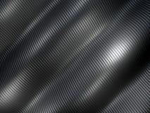 Fond de fibre de carbone Images libres de droits