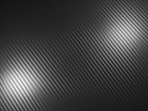 Fond de fibre de carbone Images stock