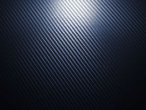 Fond de fibre de carbone Photos libres de droits