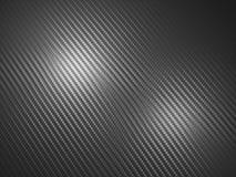 Fond de fibre de carbone Image libre de droits