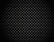 Fond de fibre de carbone de vecteur Images stock