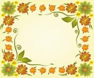 Fond de fleur Photos stock