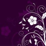 Fond de fleur Photographie stock
