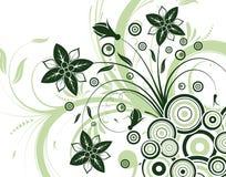 Fond de fleur Images stock