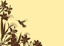 Fond de fleur illustration libre de droits