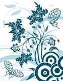 Fond de fleur Photos libres de droits