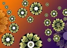 Fond de fleur Photo libre de droits