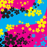 Fond de fleurs (illustration) Photos libres de droits