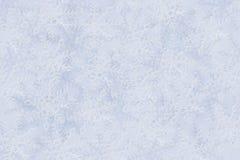 Fond de flocons de neige Image libre de droits