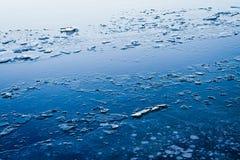 Fond de glace Images stock