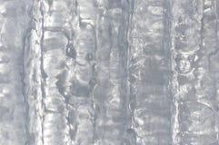 Fond de glace avec des glaçons complètement jointifs ensemble Photo libre de droits