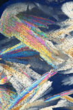 Fond de glace de Ranibow images libres de droits