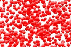 Fond de globules sanguins photographie stock libre de droits