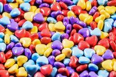 Fond de gomme colorée Photo stock