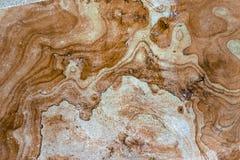 Fond de grès avec une texture et un soulagement bien définis Photo stock