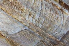 Fond de grès avec une texture et un soulagement bien définis Image libre de droits