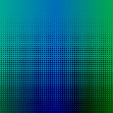 Fond de gradation de couleur Illustration tramée de vecteur Photos stock