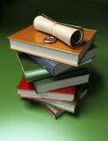 Fond de graduation Image libre de droits