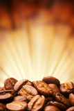 Fond de grain de café Image libre de droits