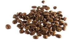 Fond de grains de café Images stock