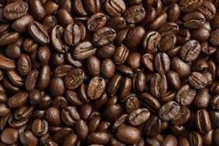 Fond de grains de café Photos libres de droits