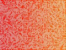 Fond de grands dos de Pixel Image libre de droits