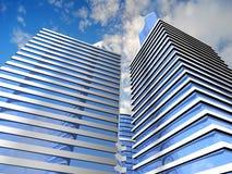 Fond de gratte-ciel Image libre de droits