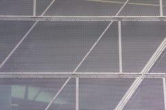 Fond de grille de mur Photographie stock libre de droits