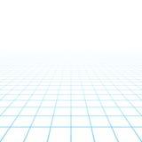 Fond de grille de perspective Images stock