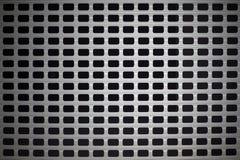 Fond de grille en métal Photo libre de droits