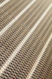 Fond de grille en métal photographie stock