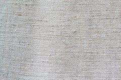 Fond de gris de texture de modèle de toile de vintage Photos libres de droits