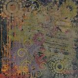 Fond de grunge d'art Image stock
